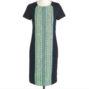 J Crew Collection Tweed Front Dress NEW
